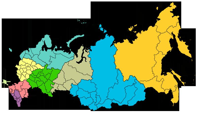 доставка в любой город россии